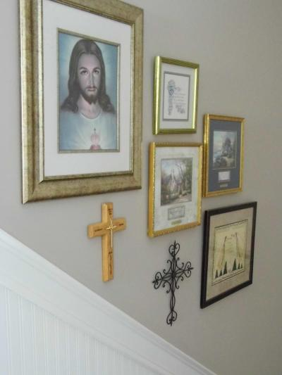 My Spiritual Wall
