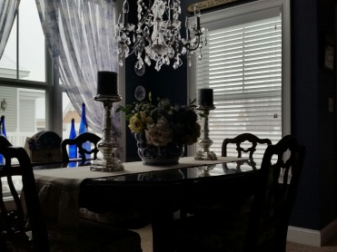 Love the new Dining Room