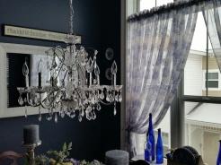 My beautiful chandelier