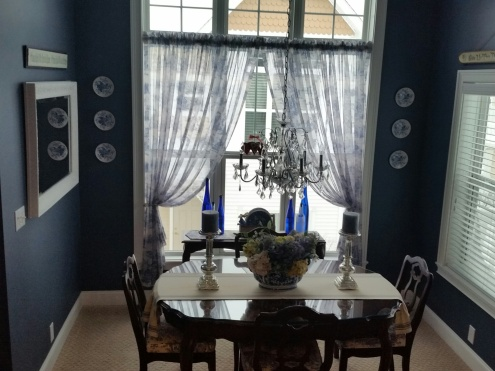 Full view of the Dining Room