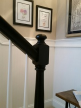 Beautiful banister ~