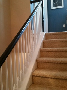 Finished staircase ~