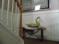 Look good ~ old banister ~