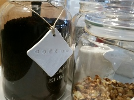 The coffee tag ~