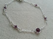 birthstone bracelet 2