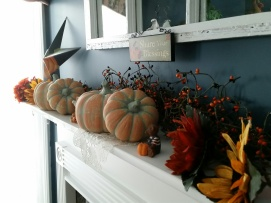 Fall mantle ~