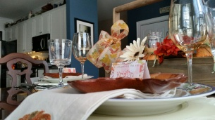 our thankgiving table 2