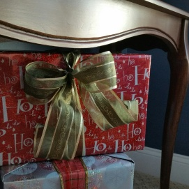 Gifts under the table