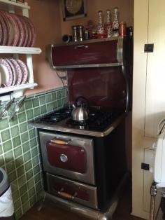 Amazing stove