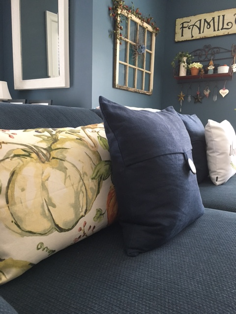 Pillow from Pottery Barn