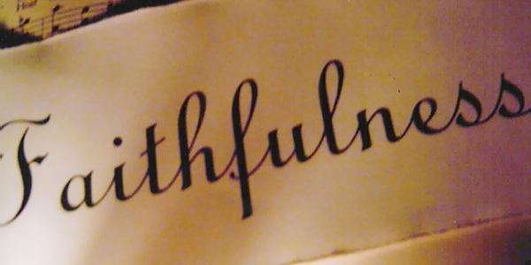faithfullness