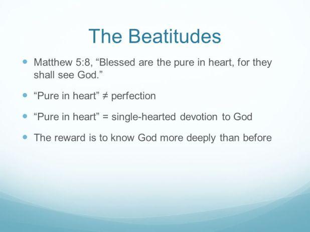 6th beatitude 1