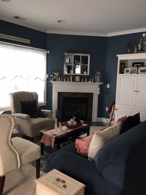new family room