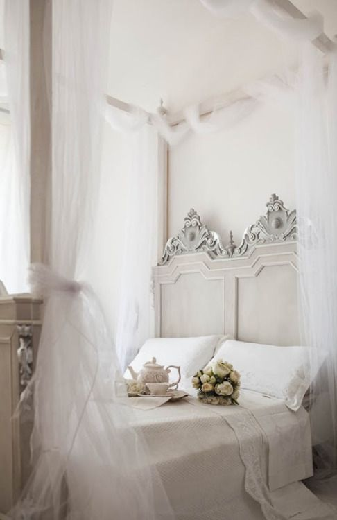 Country French Bedrooms – Much Love, Rose