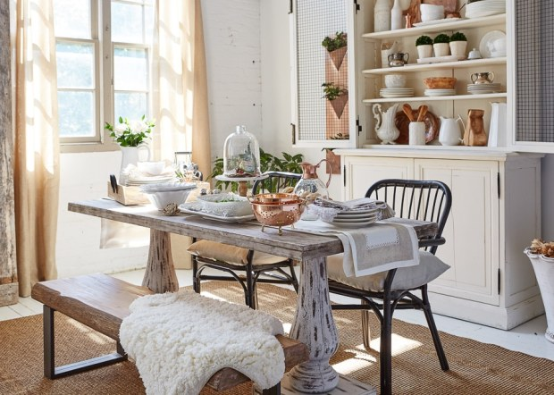 modern farmhouse dining room 1