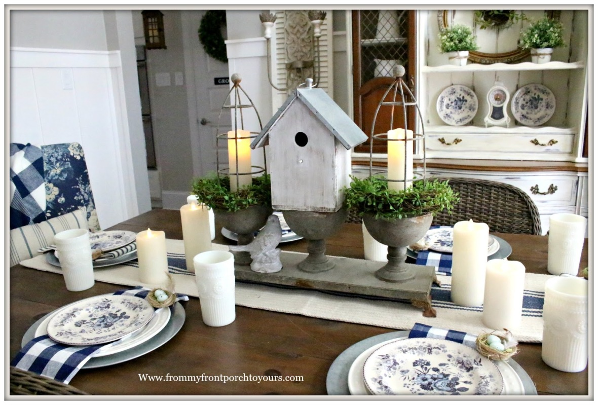 modern farmhouse dining room 3